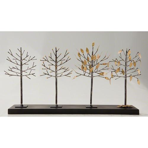 4 Seasons Tree Sculpture