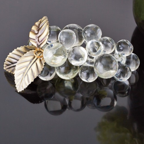 Grape Cluster - Clear
