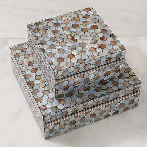 Mother of Pearl Box - Sm