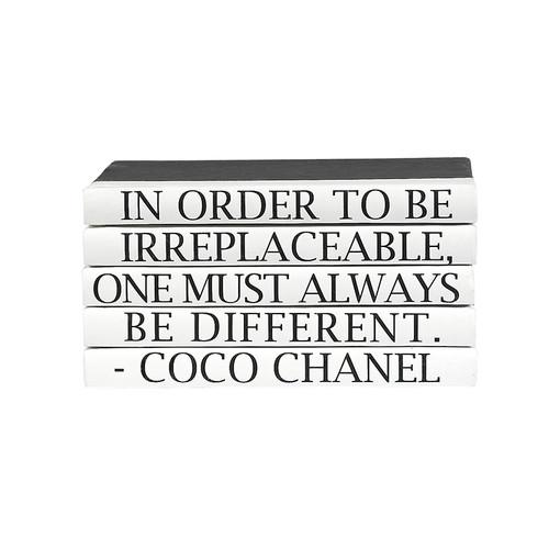 5 Vol Quotes - Different