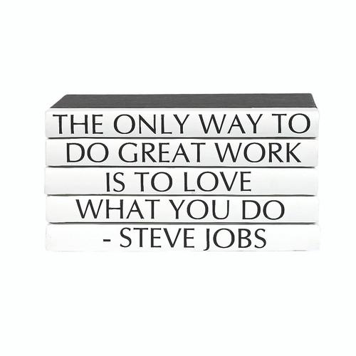 5 Vol Quotes - Jobs