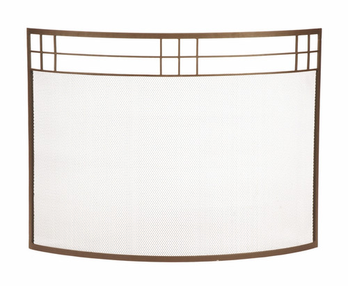 Arts & Crafts Curved Screen