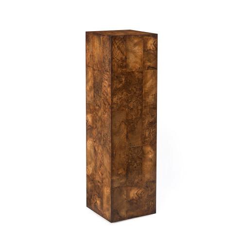 John Richard Pedestal - Burlwood - Large