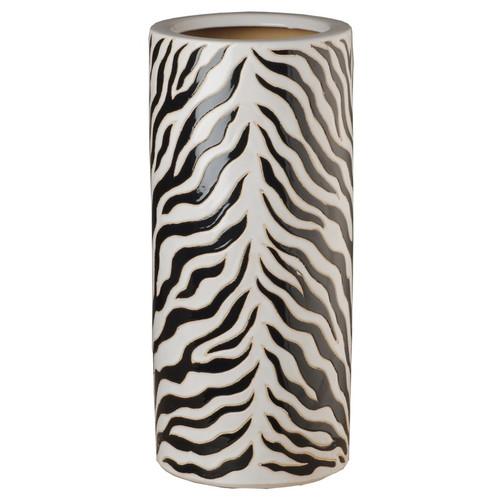 Zebra Umbrella Stand - Blachttps://cdn3.bigcommerce.com/s-nzzxy311bx/product_images//k/White