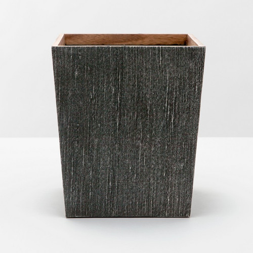 Pigeon & Poodle Bruges Waste Basket Squarhttps://cdn3.bigcommerce.com/s-nzzxy311bx/product_images//e/ Tapered - Charcoal - Square