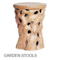 Emissary Garden Stools