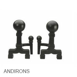 Andirons