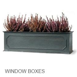 Capital Garden Window Boxes