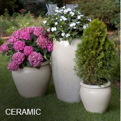 Ceramic Planters