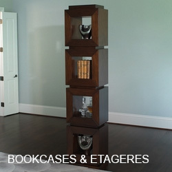 Bookcases & Etageres
