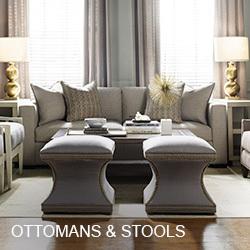 Stanford Furniture Ottomans, Stools, & Poufs