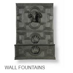 Capital Garden Wall Fountains