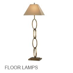 Currey & Company Floor Lamps