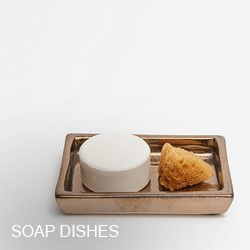 Pigeon & Poodle Soap Dishes