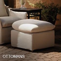 Outdoor Ottomans