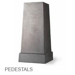 Capital Garden Pedestals