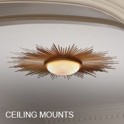 Global Views Ceiling Mounts