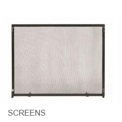 Minuteman International Fireplace Screens