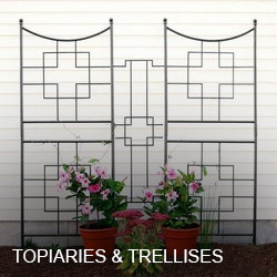 Topiaries & Trellises