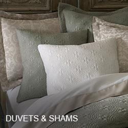 Duvets & Shams