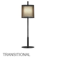 Transitional Buffet Lamps