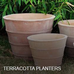 Anamese Terracotta Planters