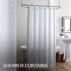 Peacock Alley Shower Curtains