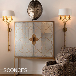 John Richard Sconces