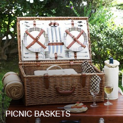Picnic At Ascot Picnic Baskets