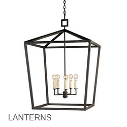 Currey & Company Lanterns