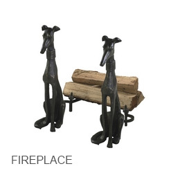 Cyan Design Fireplace