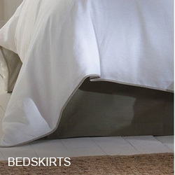 Peacock Alley Bedskirts & Boxspring Covers