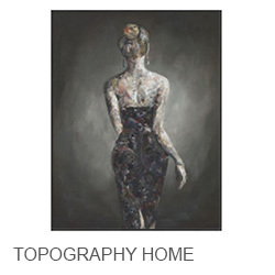 Topography Home Art