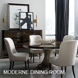 Moderne Dining Room