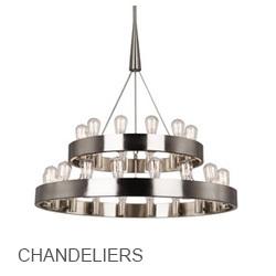 Robert Abbey Chandeliers