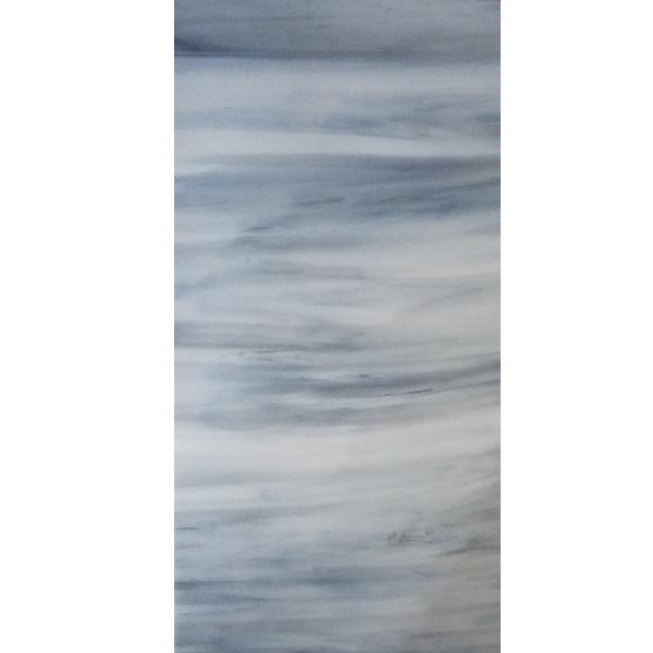 White & Gray Opalescent
