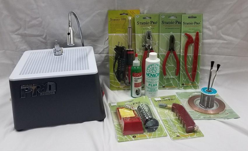 Stained Glass Beginner Kit