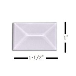 "1"" x 1-1/2"" Strip Glass Bevel"