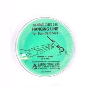 Hanging Line for Stained Glass
