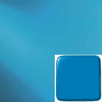 Aqua Blue Transparent System 96 Fusible Glass