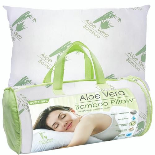 Aloe - Bamboo Pillow