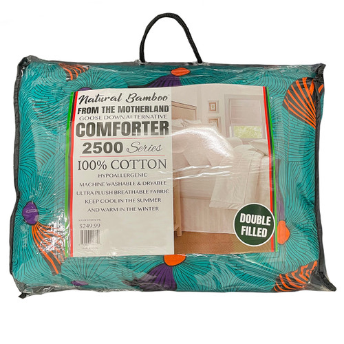 Comforters From the Motherland