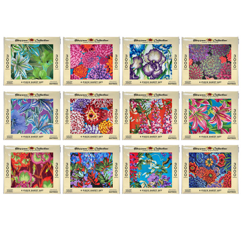 Blossom Collection 3000 Series