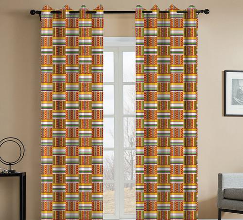 Vogue Interior Design Single Panel Curtain