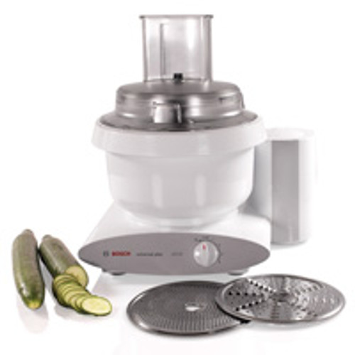 Attachment Slicer Shredder - fits on top bowl