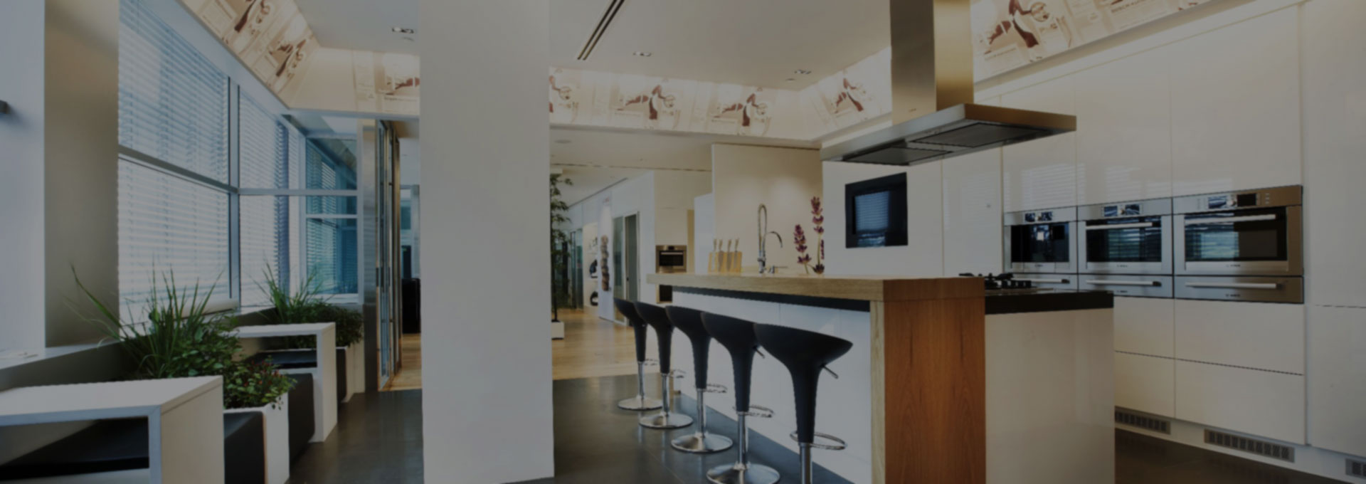 Nakagama\'s Bosch Kitchen Center