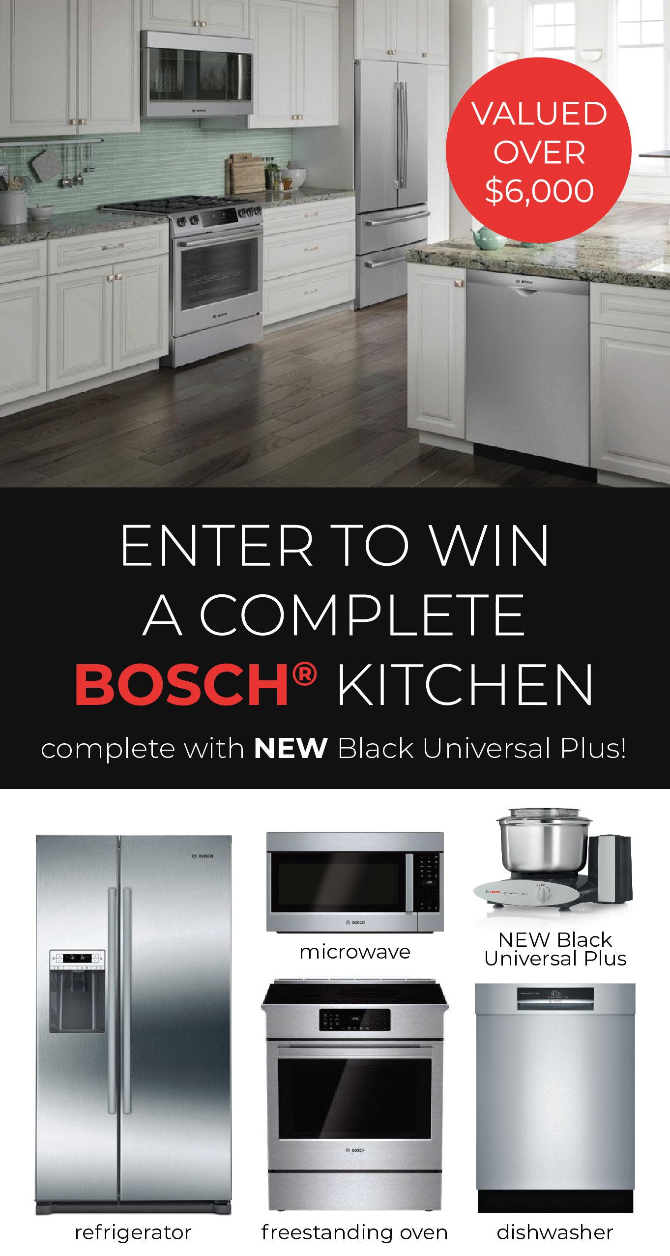 BOSCH - Universal Plus - Nakagama\'s Bosch Kitchen Center
