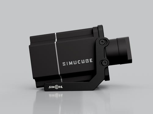 UM1-S Sim racing servo system motor mount compatible with Simucube and OSW servo motors