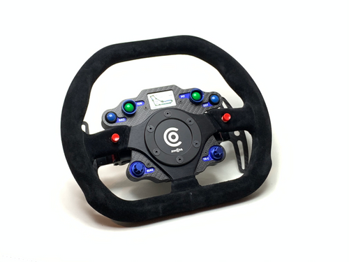 P310W-SC2 Simucube compatible sim racing wireless steering wheel