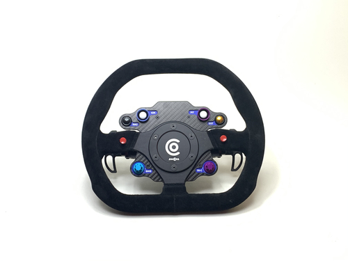 P310W-USB sim racing wired steering wheel